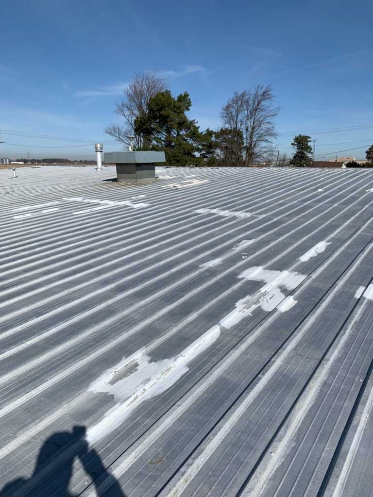 astec commercial office roofing new haven indiana