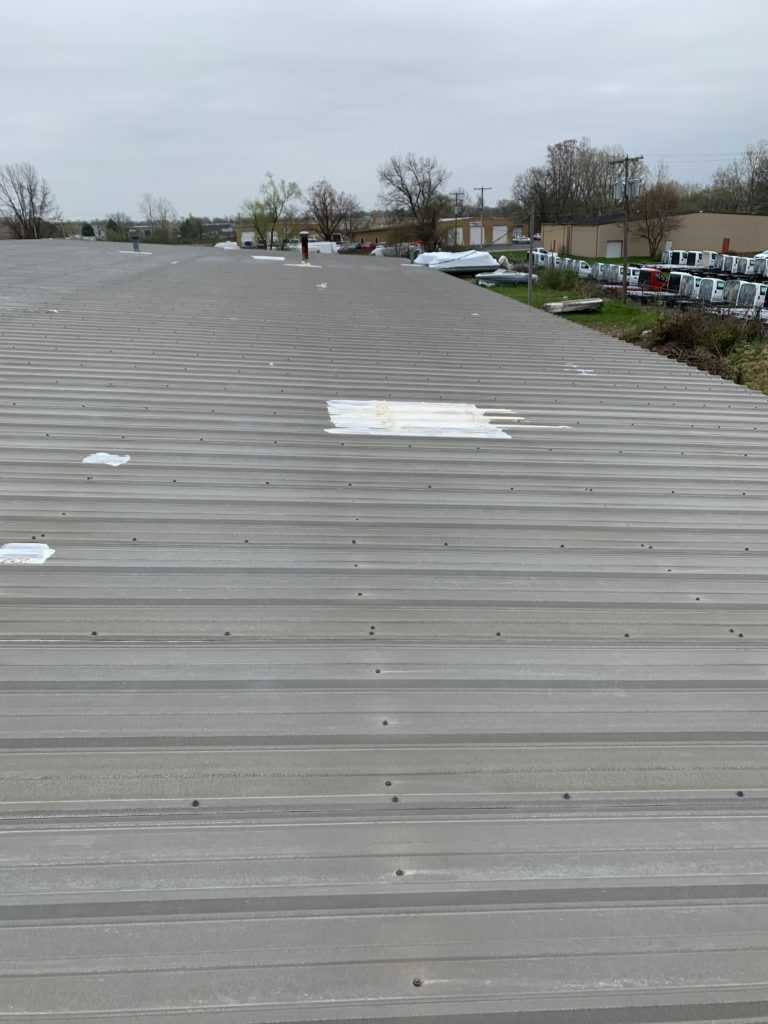 commercial home builder roof repair nappanee in
