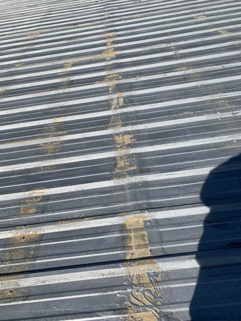 commercial office roofing in new haven indiana astec