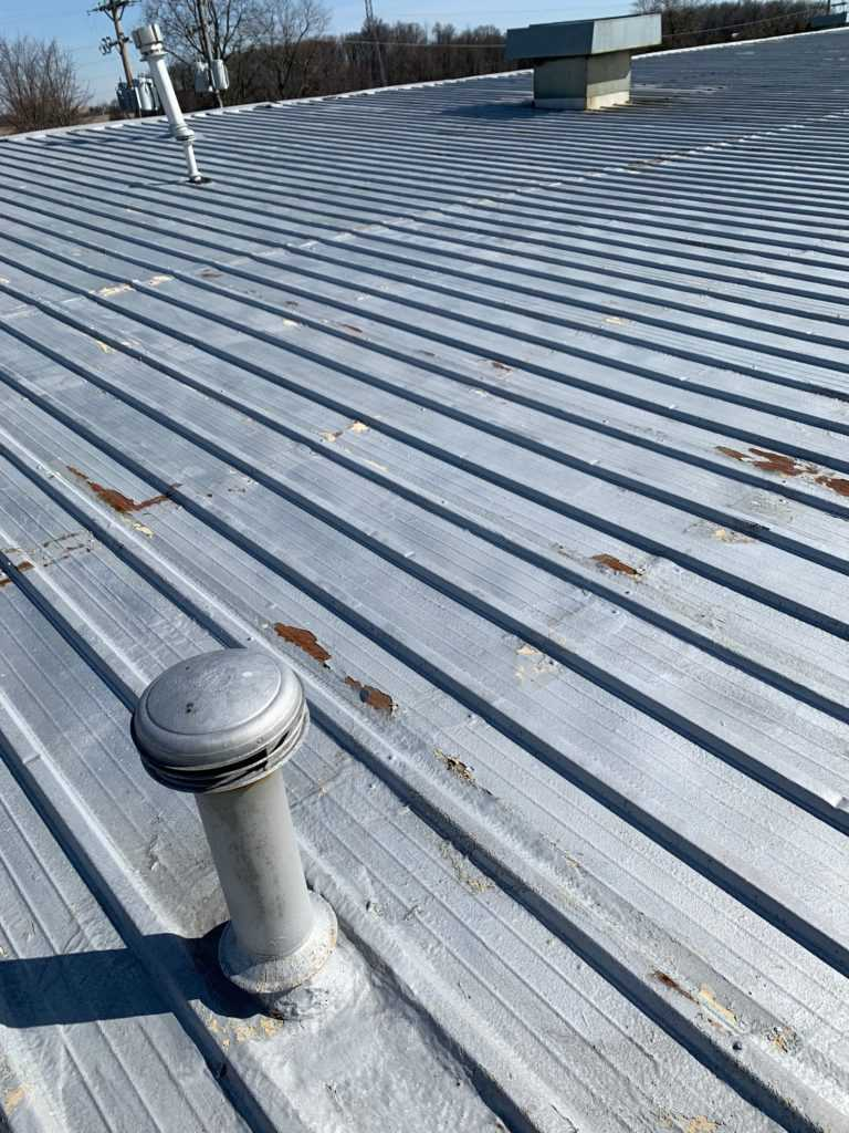 commercial office roofing new haven indiana