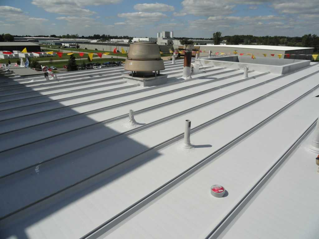 commercial factory roof repair lendalville in