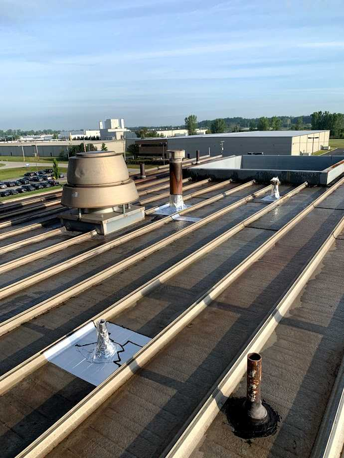commercial factory roof repair lendalville in4