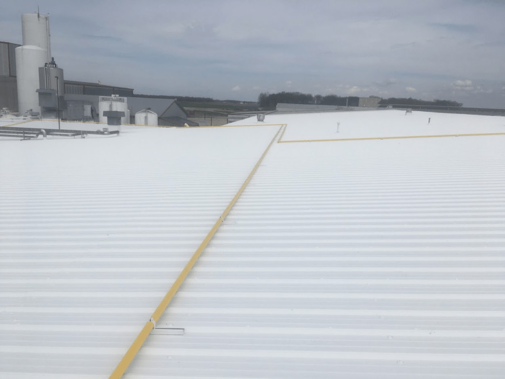 rose acre farms commercial roof repair Francesville in